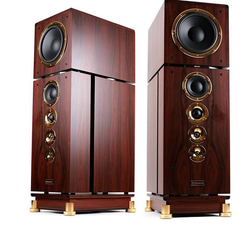 Consequence Ultimate Edition Dynaudio
