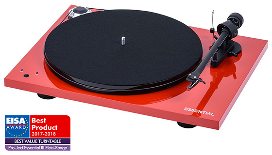 Essential III RecordMaster pro-ject