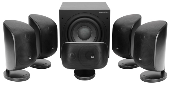 Mini Theatre System 50 Bowers & Wilkins